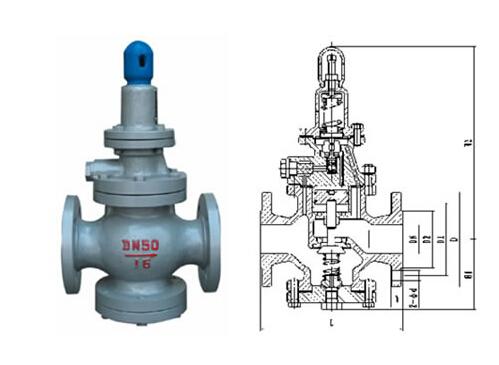 简述减压阀与溢流阀的区别图片