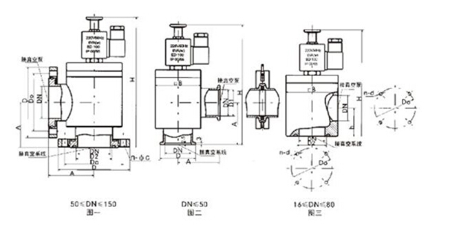 DYC-JQ型�磁真空�翰铋y�Y���D